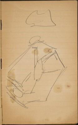 Akrobat auf Schaukel (Acrobat on a Swing) [p. 27]