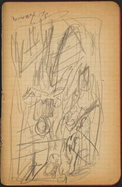 Mehrfigurige Kompositionsskizze (Figural Composition) [p. 11]