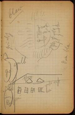 Architekturstudien (House Exterior Scene) [p. 19]