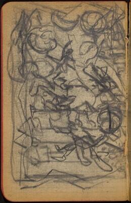 Kompositionsskizze (Sketch) [p. 46]