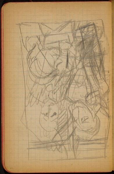 Mehrfigurige Kompositionsskizze (Figural Composition) [p. 62]