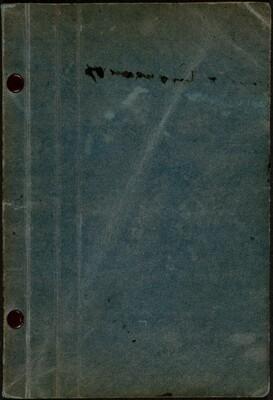 Beckmann Sketchbook 30