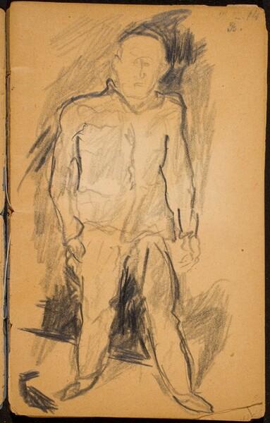 Gehender Mann (Man Walking) [p. 5]