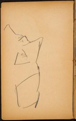 Gesicht in Profil (Profile) [p. 34]