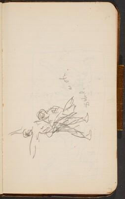 Zwei Figuren (Two Figures) [p. 74]