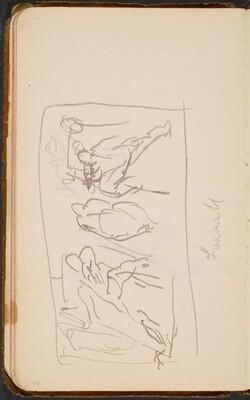 mehrfigurige Skizze (Figural Composition) [p. 75]