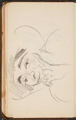 Frau mit Hut (Woman with a Hat) [p. 107]
