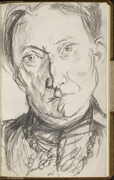 Portrait Sabine Hackenschmidt (Portrait of Sabine Hackenschmidt) [p. 15]