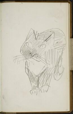 Katze (Cat) [p. 17]