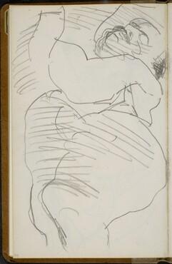Schlafender Mann (Sleeping Man) [p. 44]