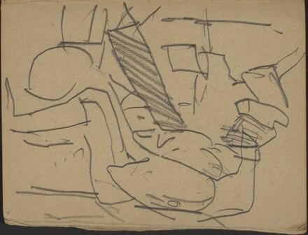 Sitzende Figuren (Seated Figures) [p. 7]