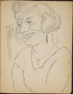 Lachende Frau (Lady Laughing) [p. 15]