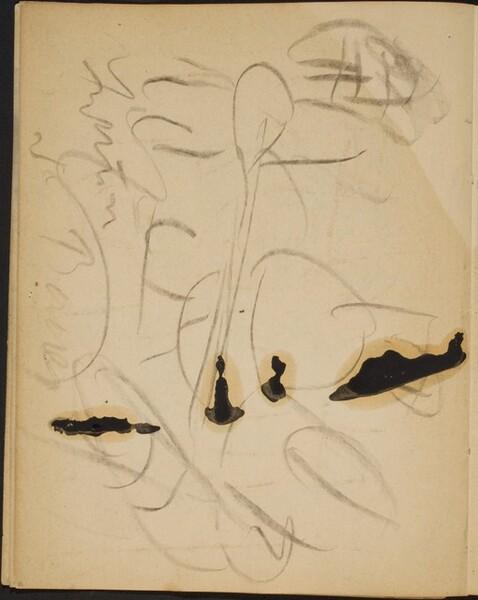 Flüchtige Skizze (Sketch) [p. 12]