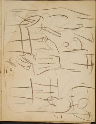 Figuren in Interieur (Figures in Interior) [p. 13]