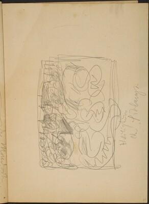 Skizze mit Bezeichnung (Sketch with Notation) [p. 33]