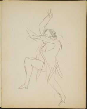 Tänzerin (Female Dancer) [p. 3]