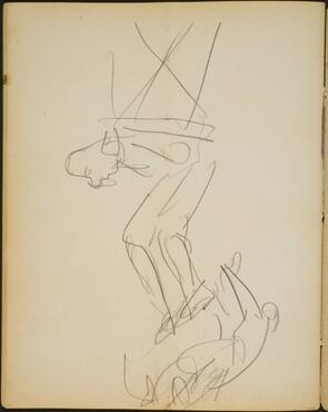 Akrobaten am Trapez (Two Trapeze Artists) [p. 40]