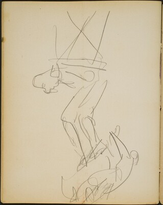 Akrobaten am Trapez (Two Trapeze Artists) [p. 40]