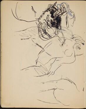 Flüchtige Studien von Akten (Nude Sketches) [p. 22]