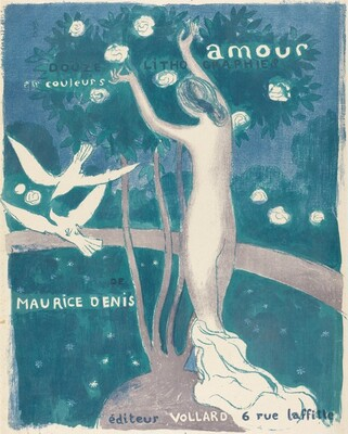 Title Page to L'Amour