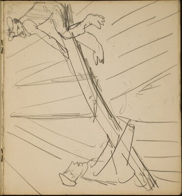 Akrobaten auf Wippe (Acrobats on See-saw) [p. 7]