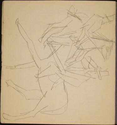 Zwei Kunstreiter (Two Circus Riders) [p. 10]