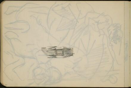 Begonnene Skizze (Unfinished Sketch) [p. 62]