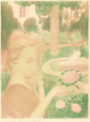 Le bouquet matinal, les larmes