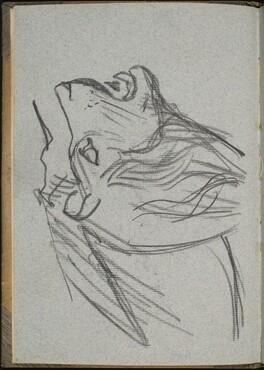 Löwenkopf im Profil (Double Lion Profile) [p. 8]