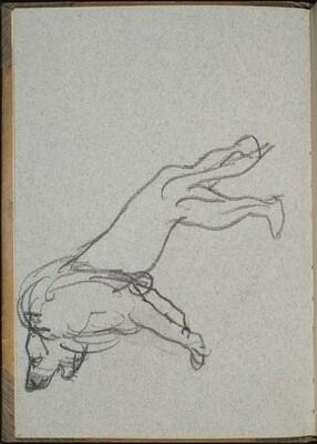 Stehender Löwe (Lion Standing) [p. 10]