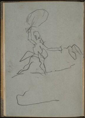 Akrobatin auf Seil (Acrobat on Tight Rope) [p. 30]