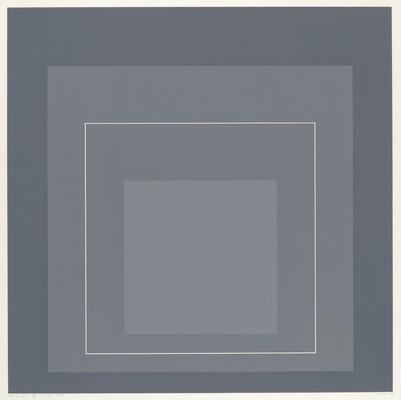 White Line Square V