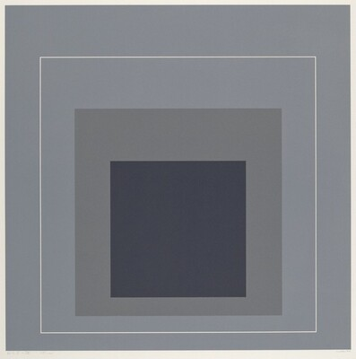 White Line Square IX