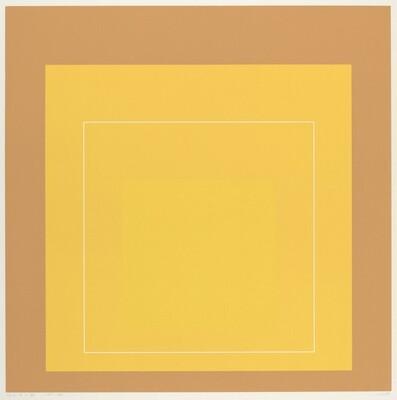 White Line Square X