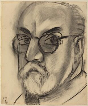 Henri Matisse, Self-Portrait, 19371937