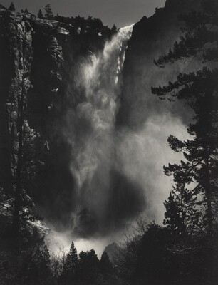 Bridal Veil Fall, Yosemite National Park, California