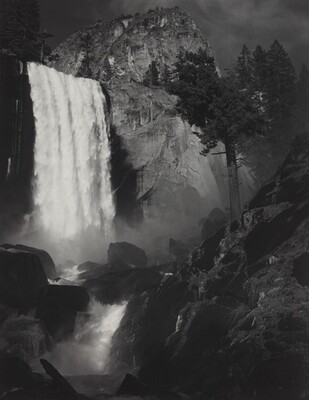 Vernal Fall, Yosemite Valley, California