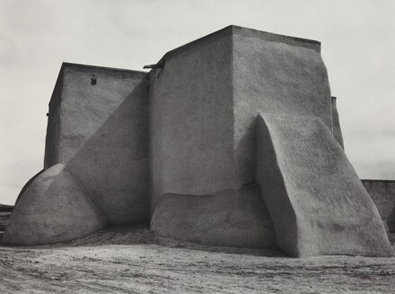 Saint Francis Church, Ranchos de Taos, New Mexico