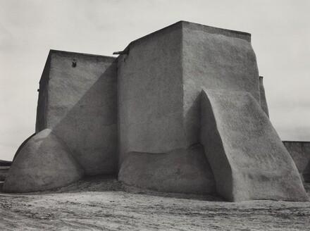 Saint Francis Church, Ranchos de Taos, New Mexico