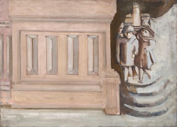 Mark Rothko, Street Scene, c. 1937c. 1937