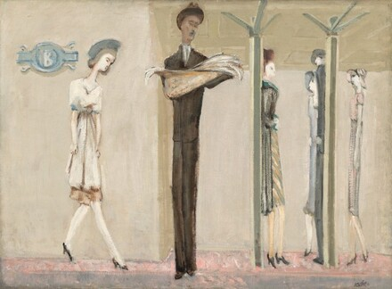 Mark Rothko, Underground Fantasy, c. 1940c. 1940