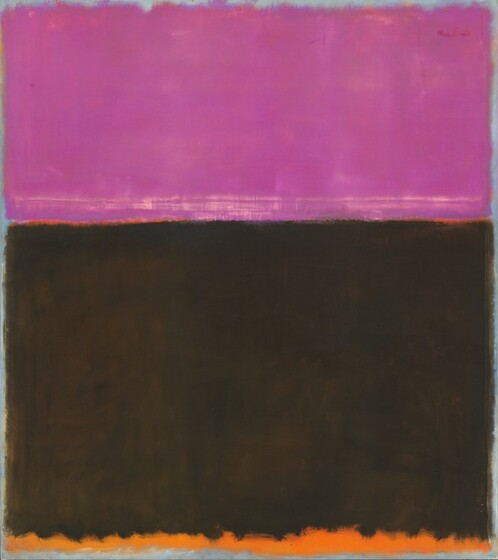 Mark Rothko, Untitled, 19531953