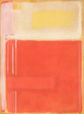Mark Rothko, No. 8, 1949