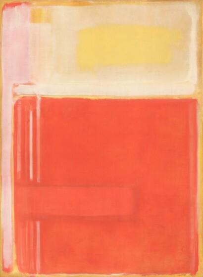Mark Rothko, No. 8, 19491949