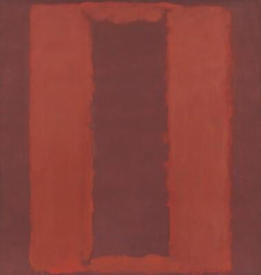 Untitled (Seagram Mural sketch)