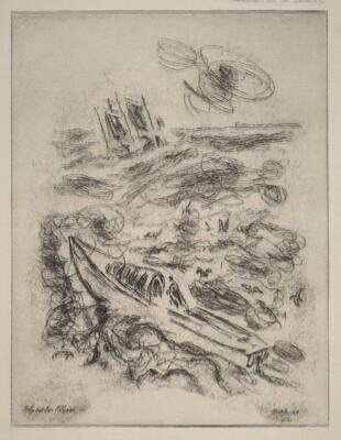 The Lobster Fishermen (Third Version)