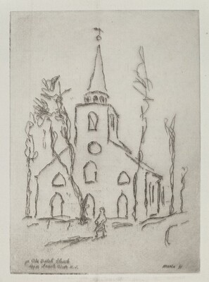 Ye Old Dutch Church, Upper Saddle River, No. 2