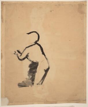 Standing Man [verso]