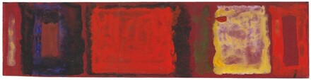 Untitled (Study for Seagram Murals)