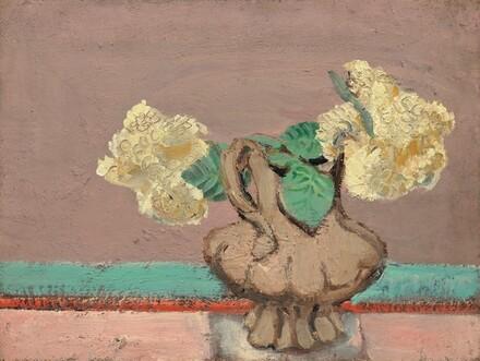 Untitled (vase of flowers) [obverse]